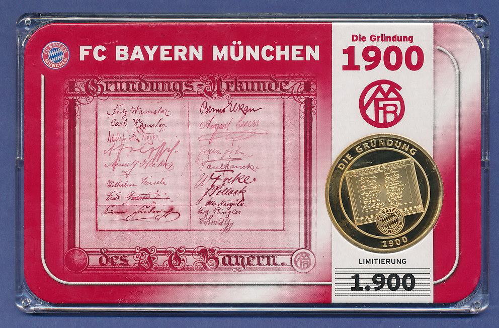 Gründung Fc Bayern