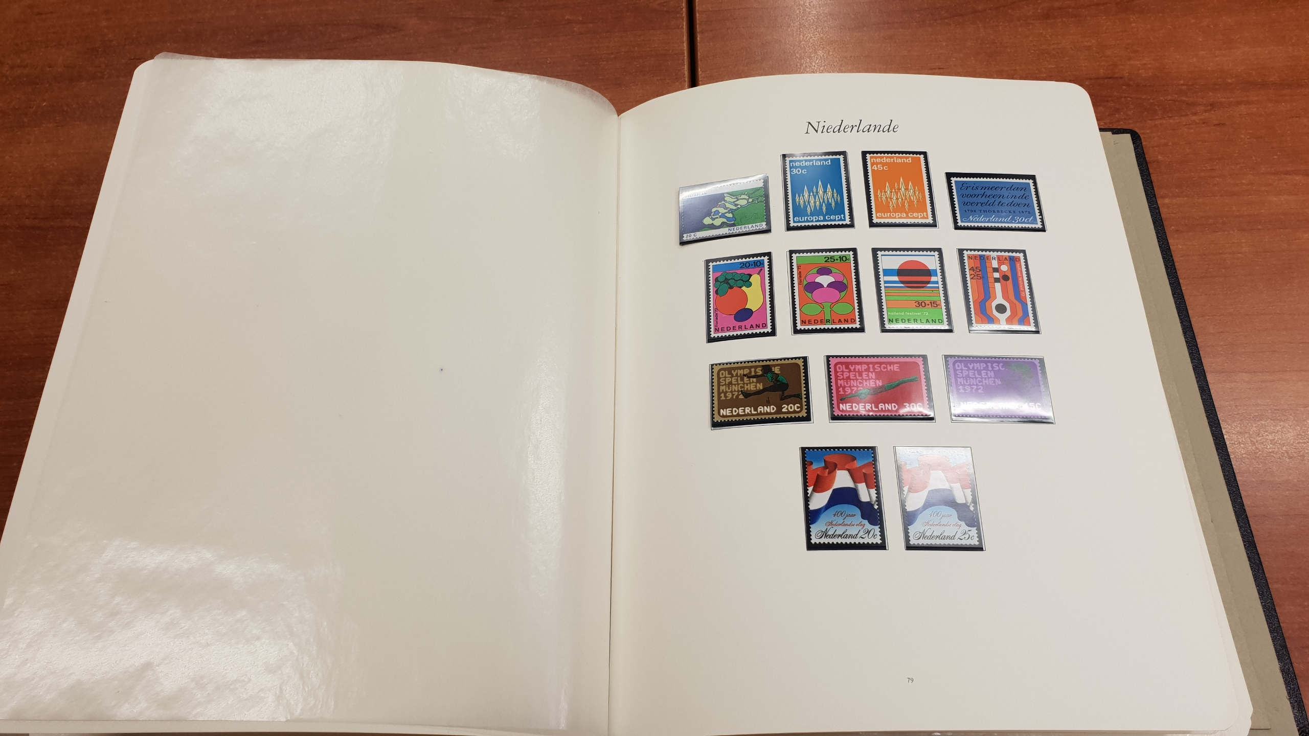 2019 Neuer Stil Briefmarken Ersttagsbrief Niederlande 1980 Briefmarken