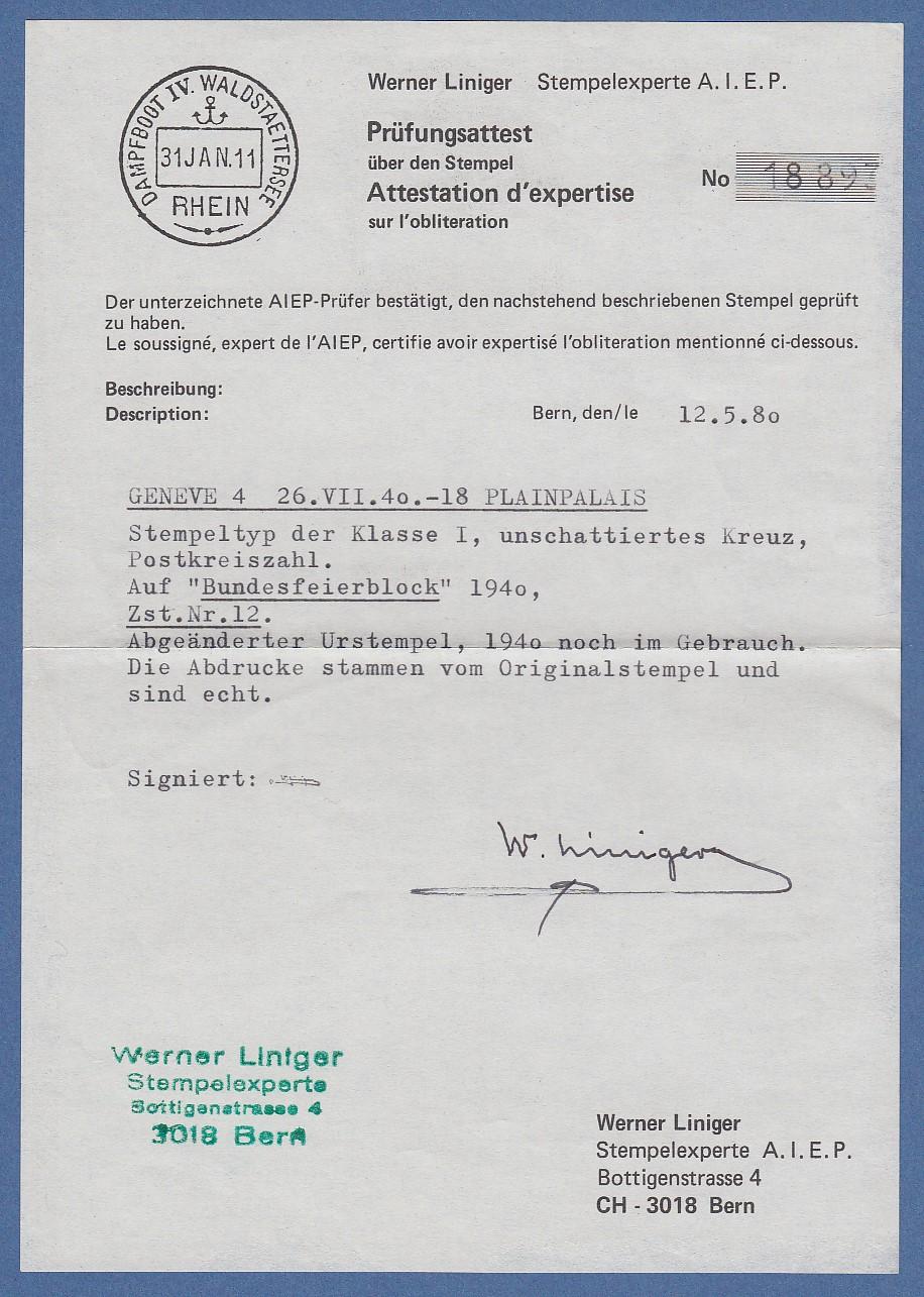 Norwegen / Norge Bl 5** 930-933** Das Norwegische Berufsleben